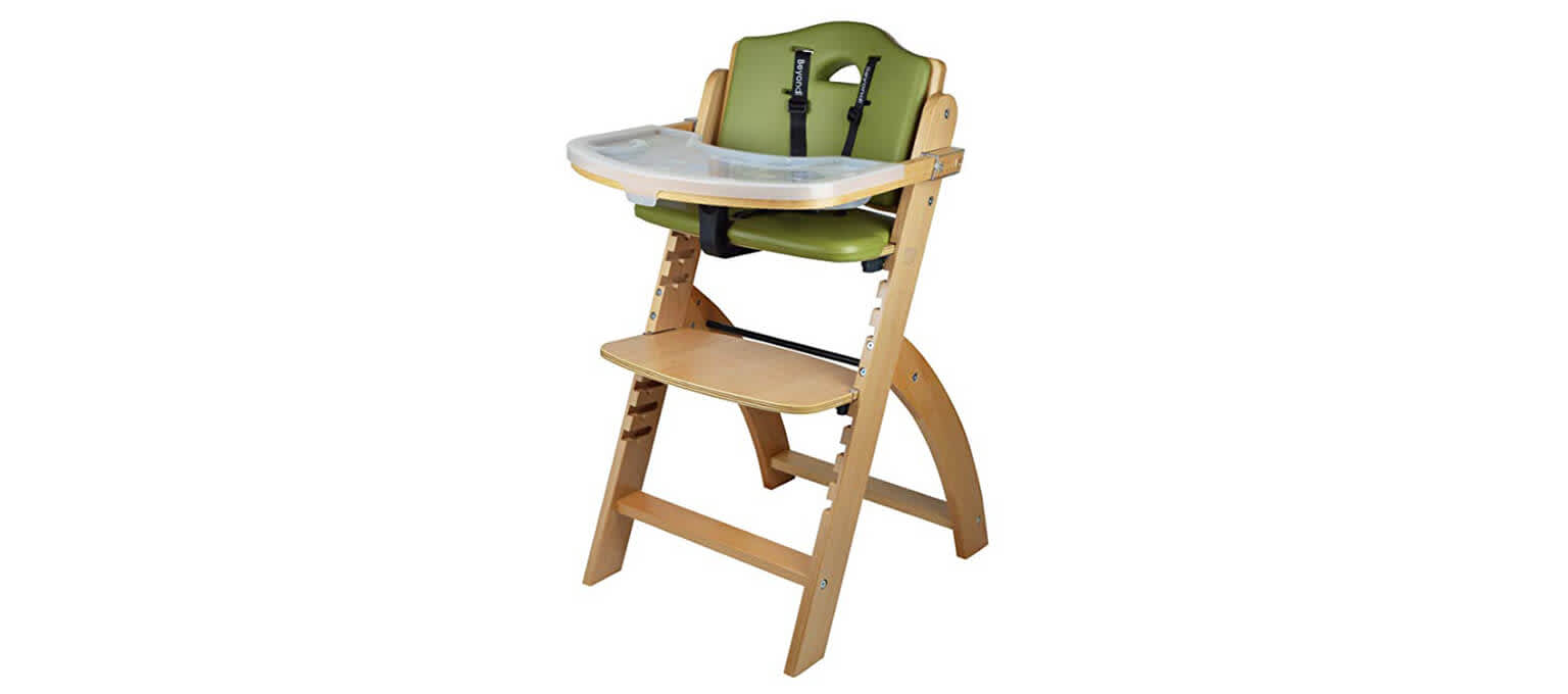 8 Best High Chairs in 8  Pampers