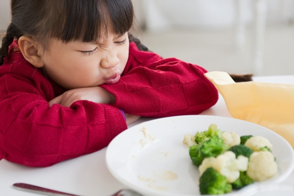 Ideas for a 2-year-old who won't eat dinner?
