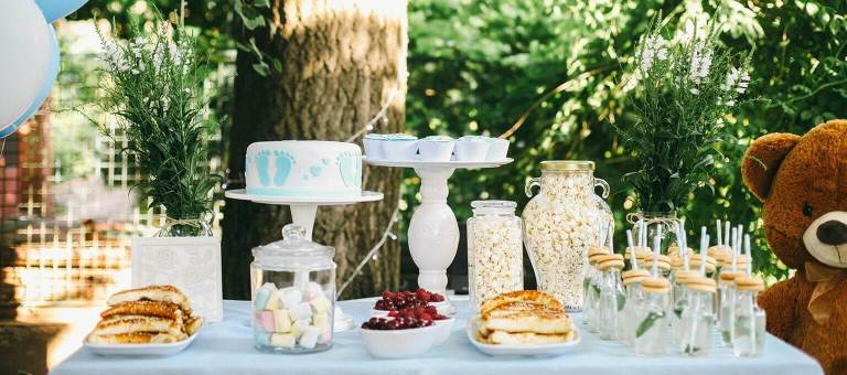 Baby Shower Ideas and Themes for Boys