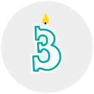 Month 3 Icon