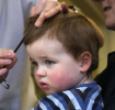 Your Child's First Haircut