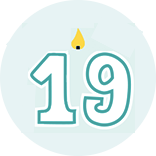 Month 19 Icon