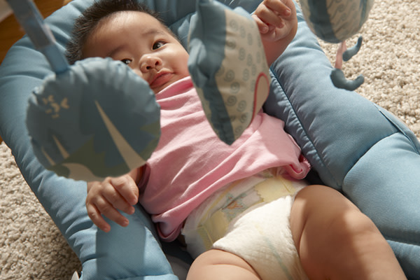 Pampers: Safely Designed for Happy, Healthy Babies
