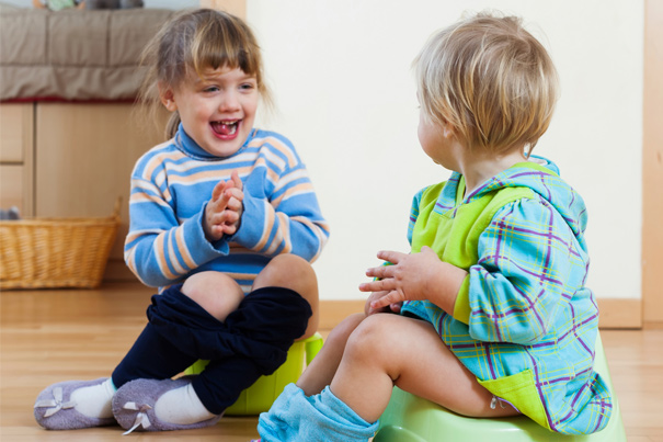 Is Potty Training Boys and Girls Different?