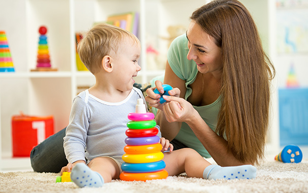 How to Safely Help Your Baby Sit