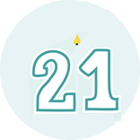 Month 21 Icon