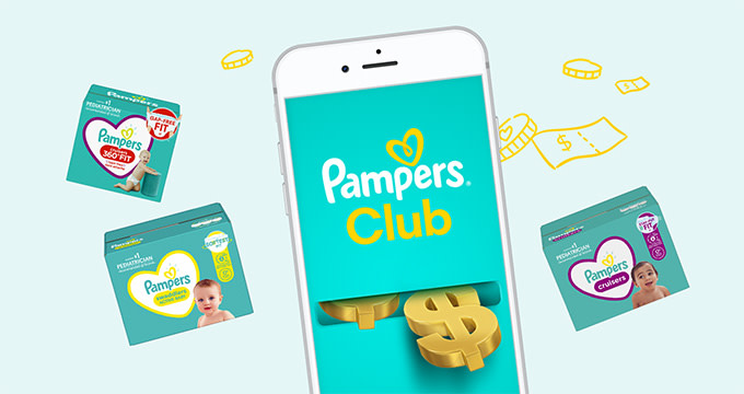 Pampers Cash