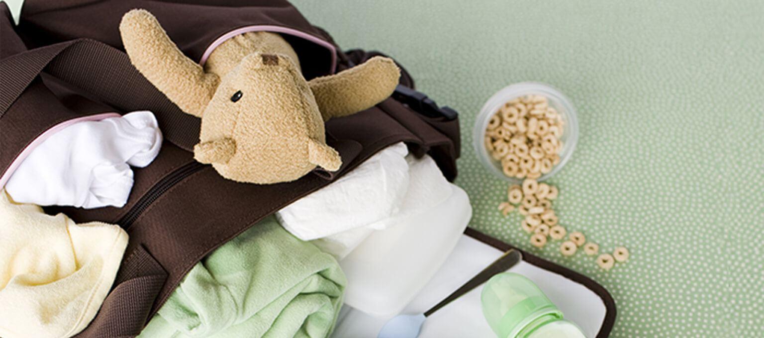How to Choose a Diaper Bag
