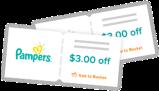 Pampers Rewards Catalog - Coupons