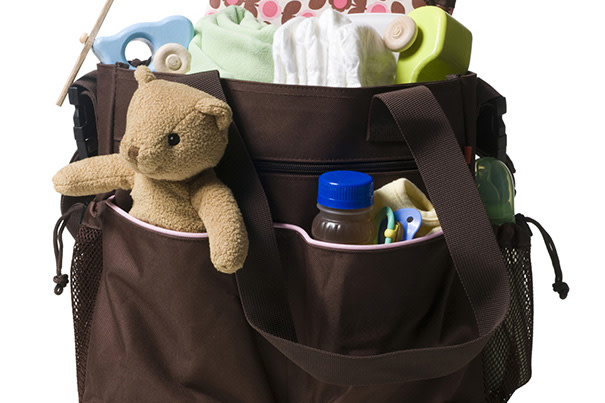 3 Diaper Bag Checklists You Can't Live Without
