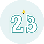 Month 23 Icon