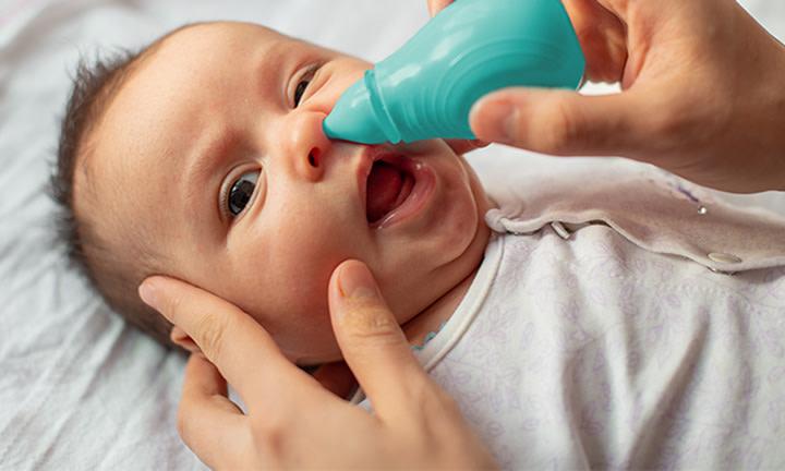 Baby congestion
