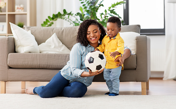 Physical activities and sports for toddlers