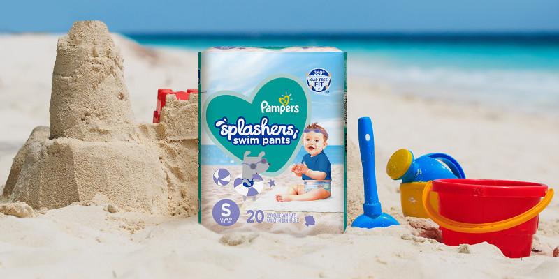 Pampers® Splashers™