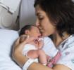 Newborn Breastfeeding: The First Feed