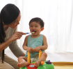 Ways to Make Brushing Baby's Teeth Fun