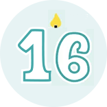 Month 16 Icon