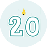 Month 20 Icon