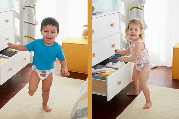 Potty Training Differences for Boys vs Girls