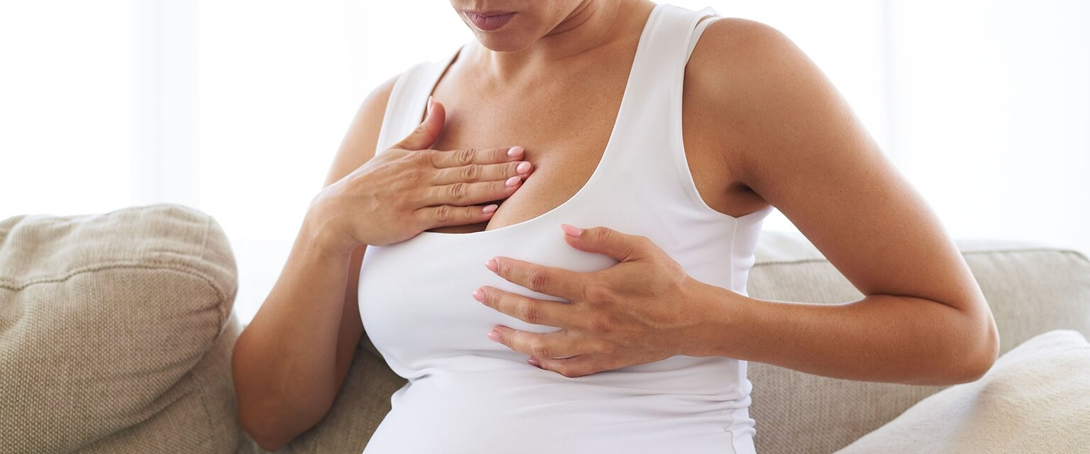 Is bloody nipple discharge during pregnancy normal