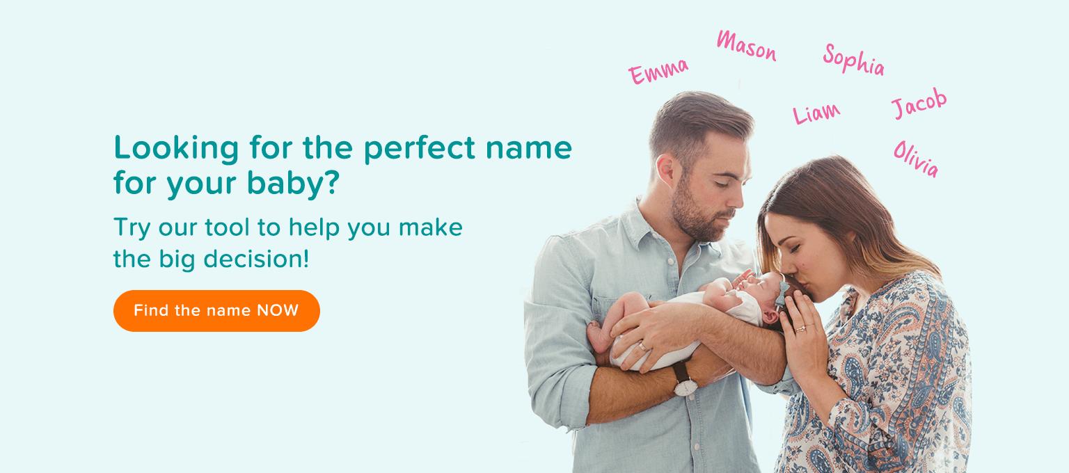 30+ Unique Baby Boy Names | Pampers.com