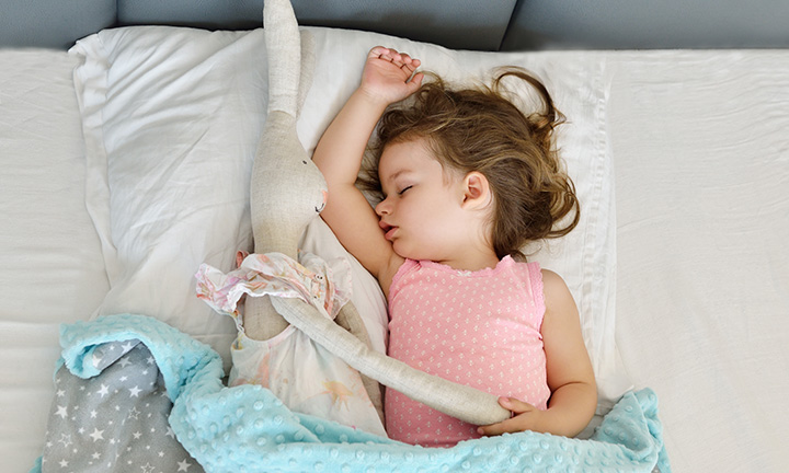 Toddler Sleep and Bedtime Hours