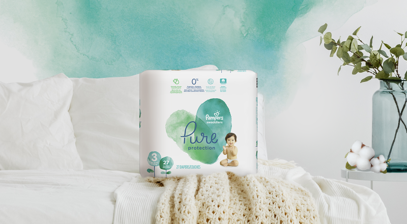 Pampers® Pampers Pure Protection™