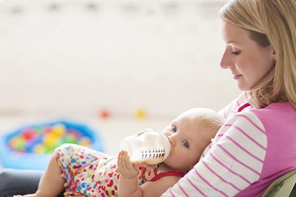 Consejos para comenzar a usar leche maternizada