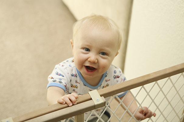 Consejos de seguridad infantil en casa