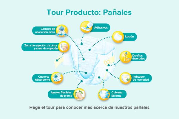 Tour Producto: Pañales