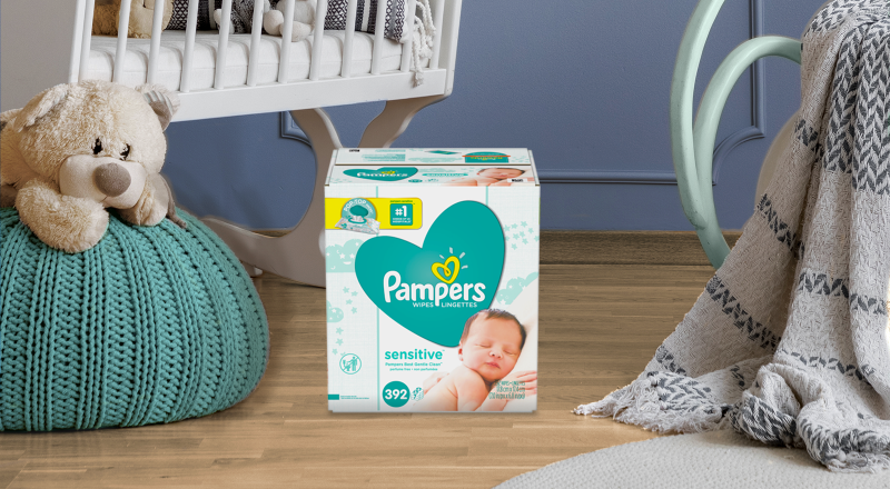Toallitas Húmedas Pampers® Sensitive