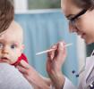 Visita pediátrica: control del bebé de 2 mes