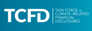 The Task Force on Climate-related Financial Disclosures cover