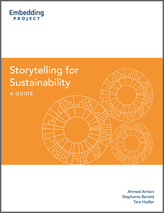 Storytelling for Sustainability cover