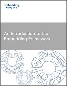 An Introduction to the Embedding Framework cover