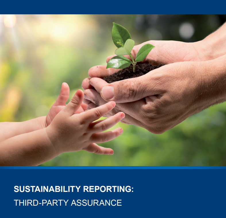 Sustainability Reporting: Third-Party Assurance cover
