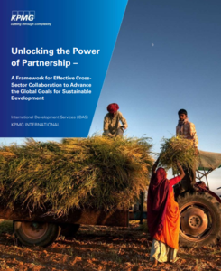 Unlocking the Power of Partnerships cover