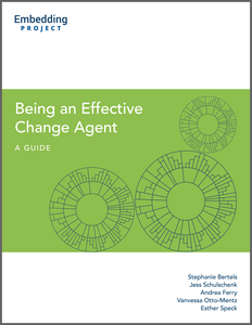 Being an Effective Change Agent cover