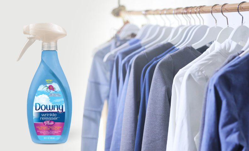 Downy Wrinkle Releaser Plus Fabric Conditioner