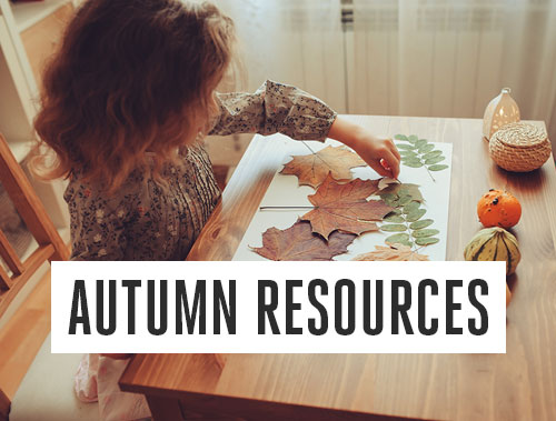 10 Resources for Autumn