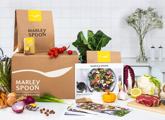 Marley Spoon Boxes