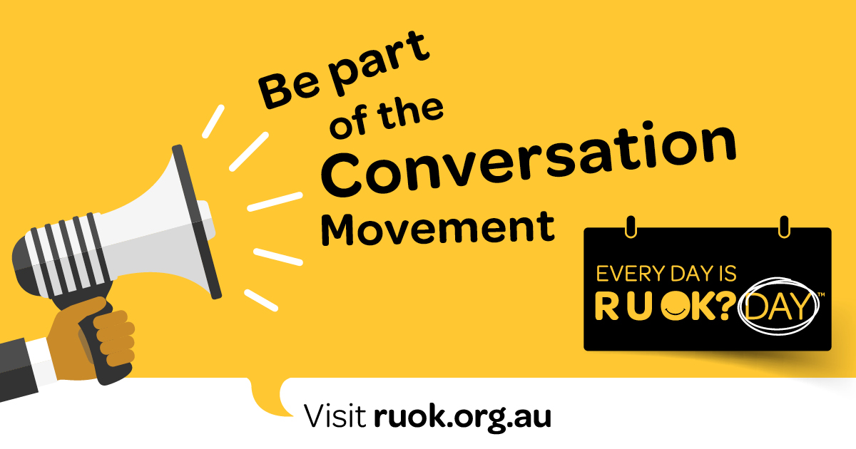 Be a part of the conversation movement