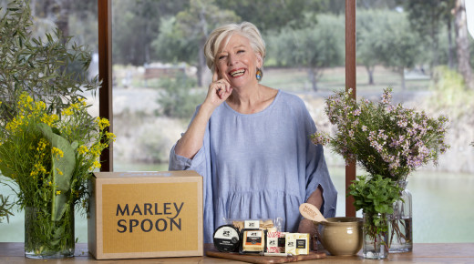 Australian culinary icon Maggie Beer