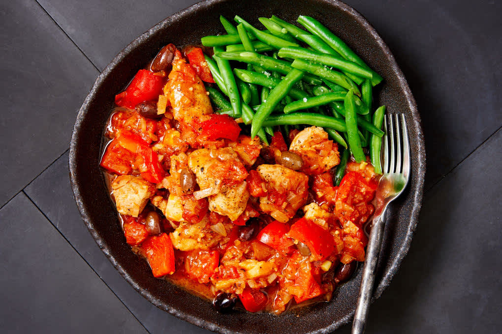 Low_Carb_Provencal_Chicken_with_Olives_and_Green_Beans