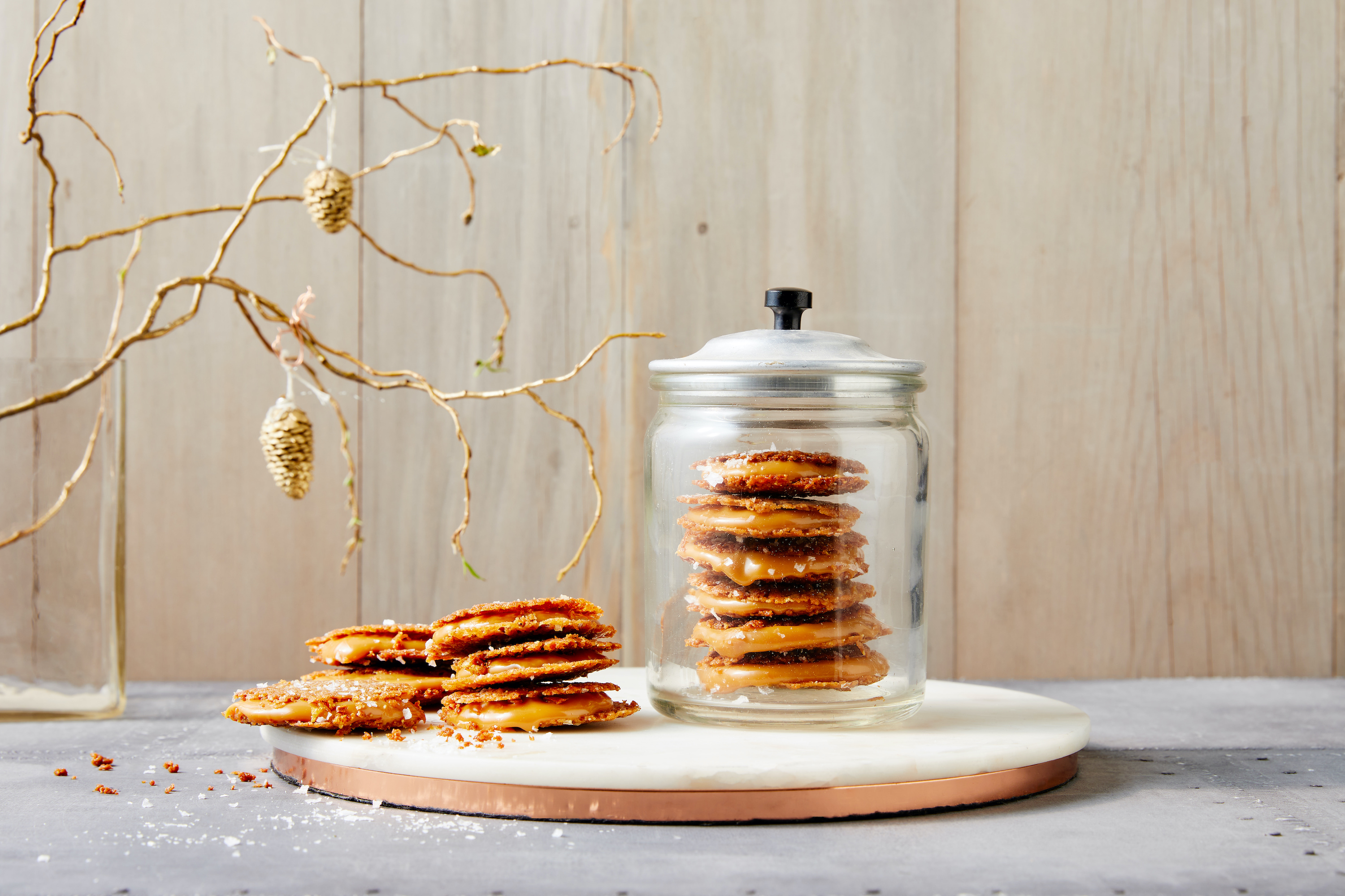 MS Festive-Fare GingerSaltedCaramelBiscuits