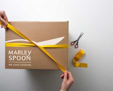 Marley Spoon & Mastercard Terms and Conditions