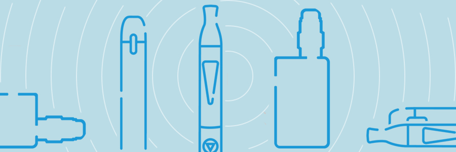 What's the difference between e-cigs, vape pens and box mods?
