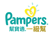 Pampers Superdry Logo