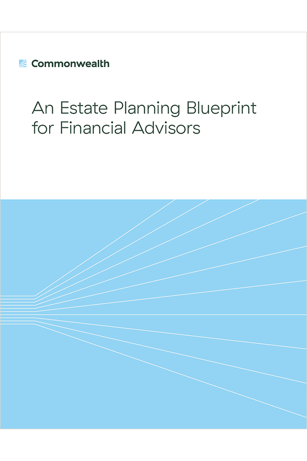 Estate Planning Blueprint - offer cover