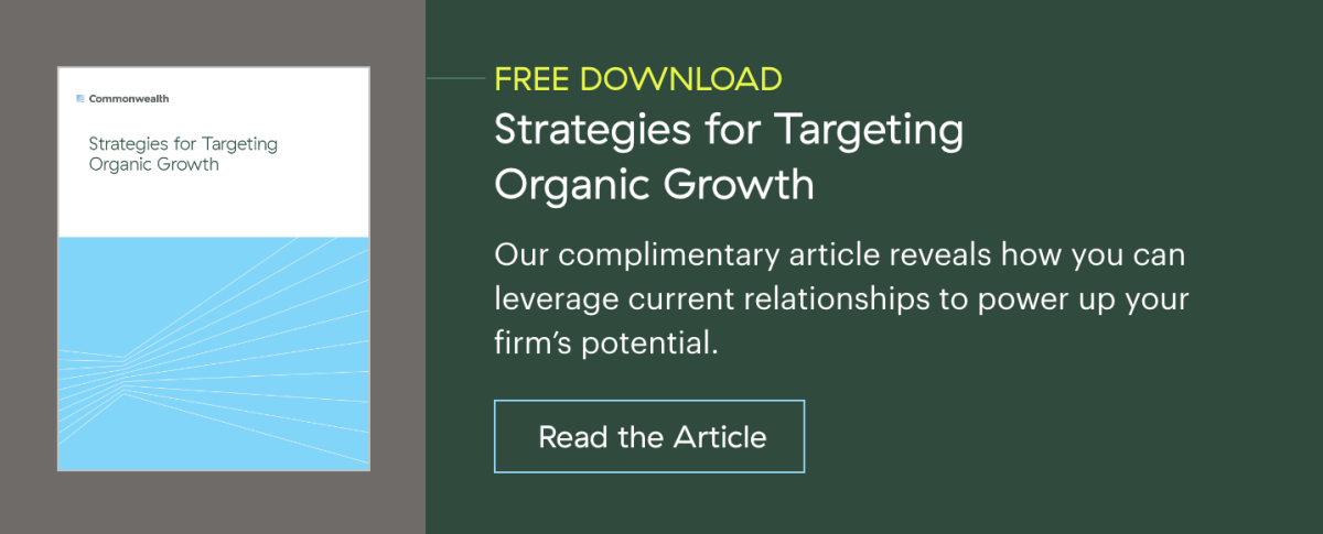 Strategies for Targeting Organic Growth - CTA